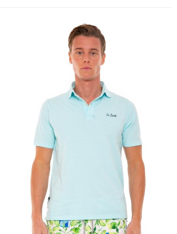Polo Shirt MC2 Saint Barth MC2  SAINT BARTH | 2 | BRGH001FADE56