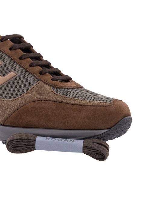 Hogan Sneakers Interactive HOGAN | 5032295 | HXM00N0Q101O8L50BK
