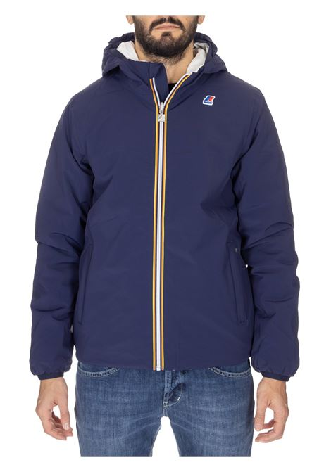 Jacket reversible K-WAY K-WAY | -276790253 | K111JKWA1T