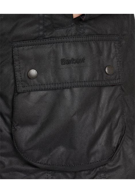 Giubbotto Beadnell® Wax Barbour BARBOUR | -276790253 | LWX0667BK11