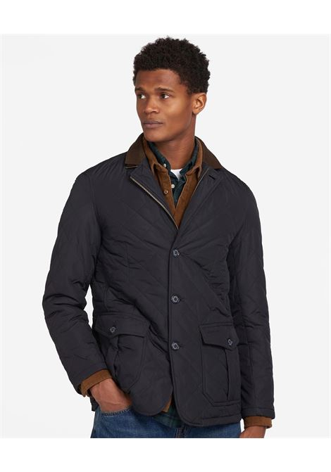 Lutz Jacket Barbour BARBOUR | -276790253 | MQU0508NY71