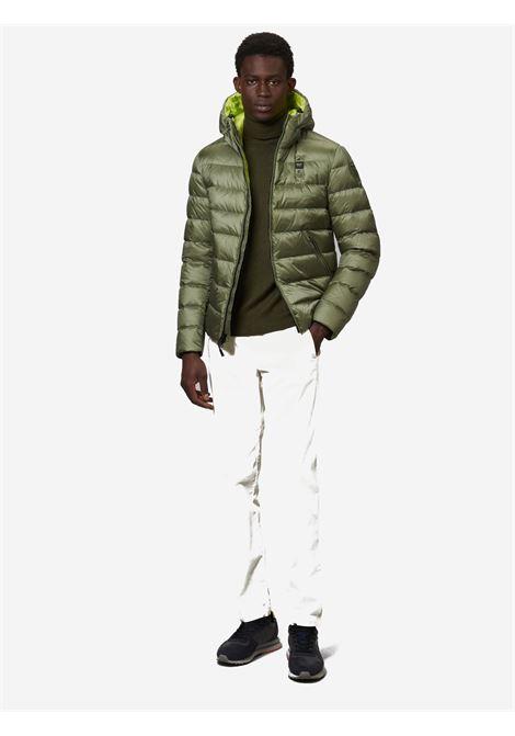 Jacket Piuma Ramon Blauer BLAUER | -276790253 | 21WBLUC03066 006047647VZ