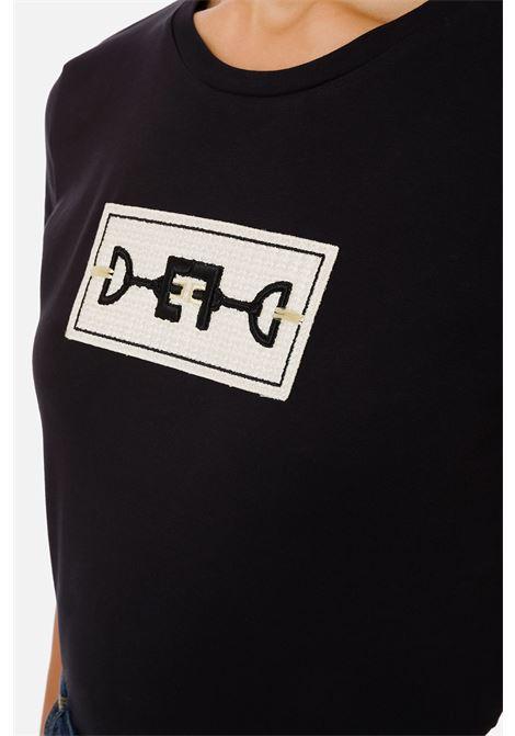 T-Shirt Elisabetta Franchi ELISABETTA FRANCHI | 1 | MA20116E2110