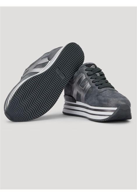 Hogan Sneakers H483 Platform HOGAN | 5032295 | HXW4830CB80QCC0RM1
