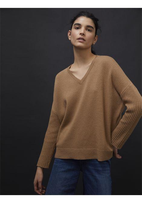 Cashmere-blend sweater I BLUES I BLUES | 1 | DICTATE009