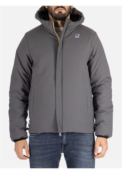 Jacket Jaques Reversible K-WAY K-WAY | -276790253 | K111JKWAA6