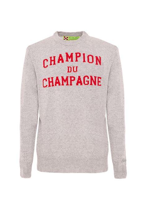 Pullover Champion du Champagne MC2 Saint Barth MC2  SAINT BARTH | 1 | CMC5M415ML41