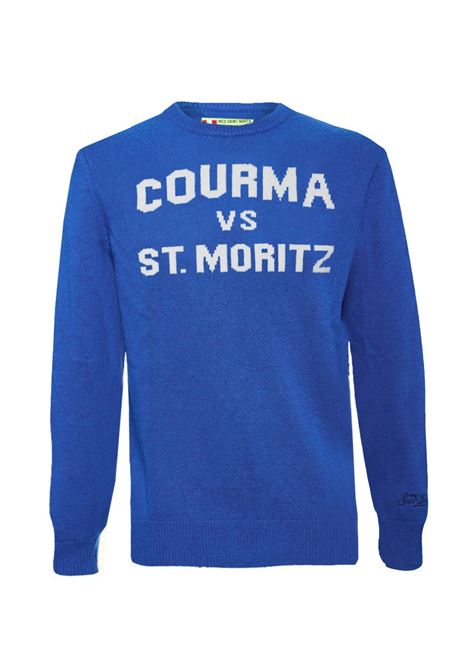 Pullover Courma vs St.Moritz MC2 Saint Barth MC2  SAINT BARTH | 1 | CUSM17MORI 17
