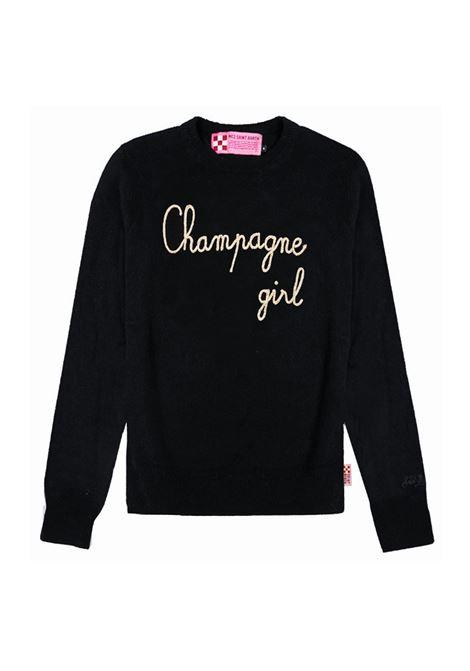 Pullover Champagne Girl MC2 Saint Barth MC2  SAINT BARTH | 1 | EMCG0R00OR