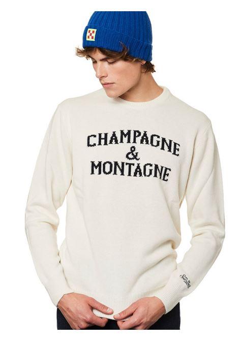 Pullover Champagne & Montagne MC2 Saint Barth MC2  SAINT BARTH | 1 | MNCH1010