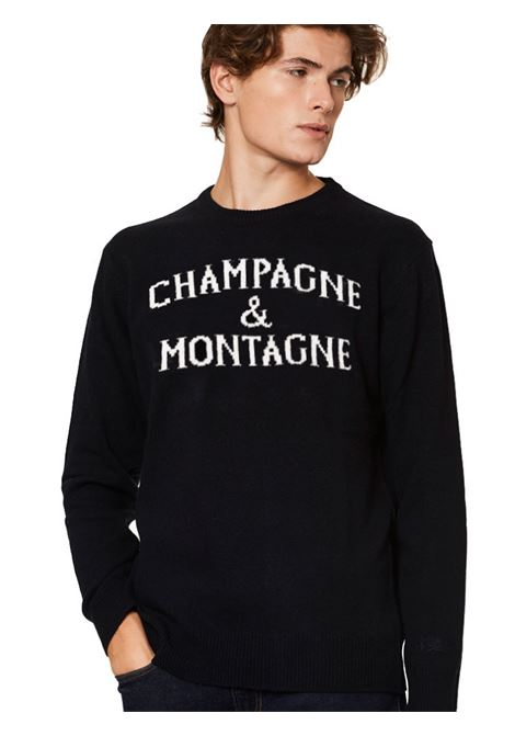 Pullover Champagne & Montagne MC2 Saint Barth MC2  SAINT BARTH | 1 | MNCH6161