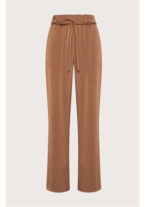 Pantalone in Raso Seventy SEVENTY | 9 | PT1019520222034