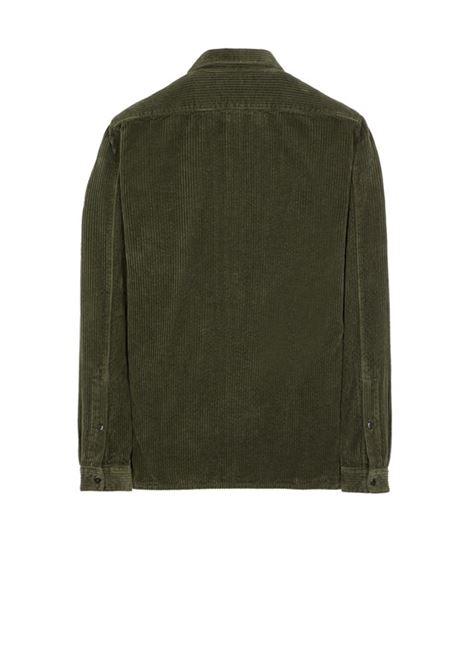 Camicia di velluto Stone Island Stone Island | 5032417 | 751512111V0055