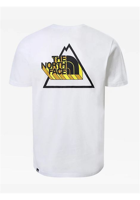 T-Shirt Threeyama The North Face THE NORTH FACE | 8 | NF0A5ID6FN41
