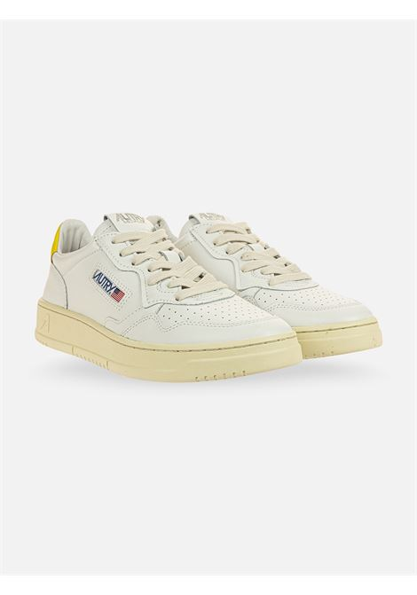 Autry Sneakers AUTRY | 5032295 | AULMLL13WH-YELLOW