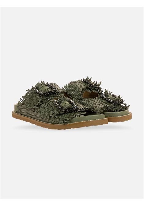 Sandal Coral Blue CORAL BLUE | 5032370 | K22101VER