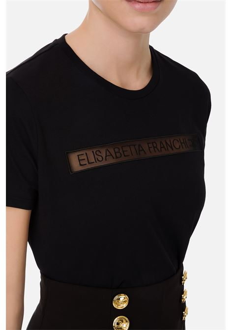 T-shirt Elisabetta Franchi ELISABETTA FRANCHI | 1 | MA18411E2110