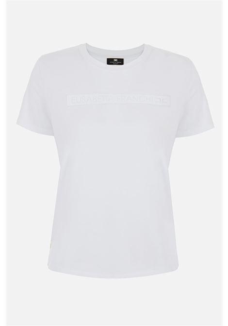 T-shirt Elisabetta Franchi ELISABETTA FRANCHI | 1 | MA18411E2270