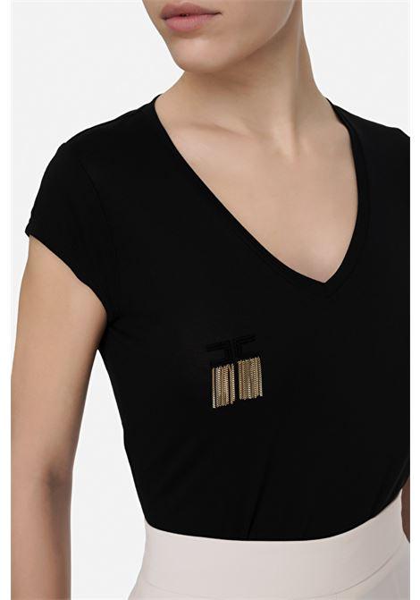 T-Shirt Elisabetta Franchi ELISABETTA FRANCHI | 1 | MA19711E2110