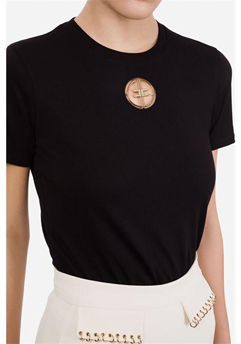 T-Shirt Elisabetta Franchi ELISABETTA FRANCHI | 1 | MA25N11E2110