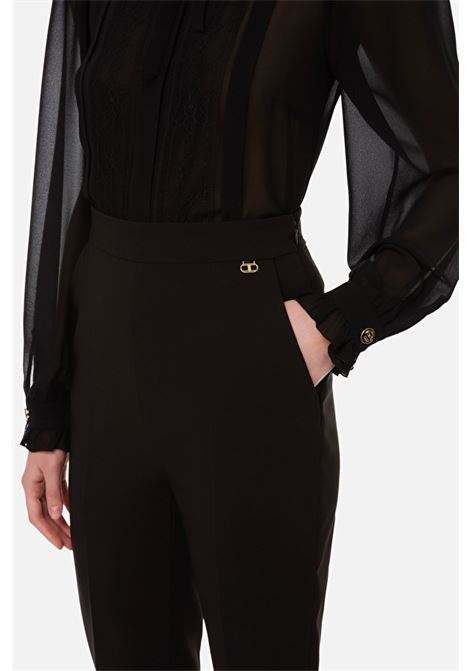 Skinny trousers Elisabetta Franchi ELISABETTA FRANCHI | 9 | PA38511E2110