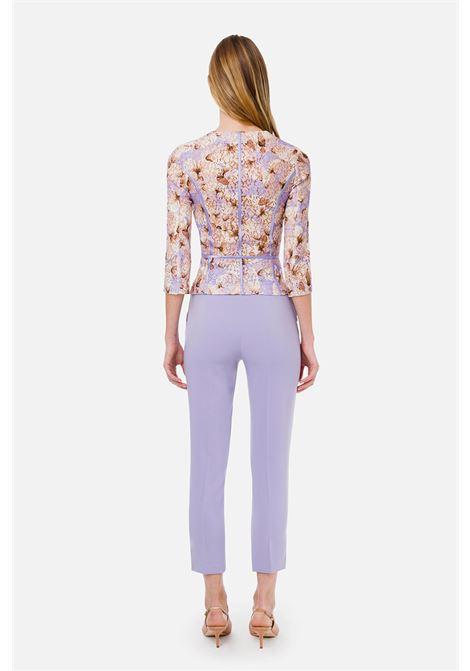 Skinny trousers Elisabetta Franchi ELISABETTA FRANCHI | 9 | PA38511E2Q38