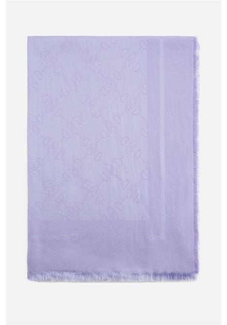 Jacquard scarf Elisabetta Franchi ELISABETTA FRANCHI | 77 | SC02F11E2Q38