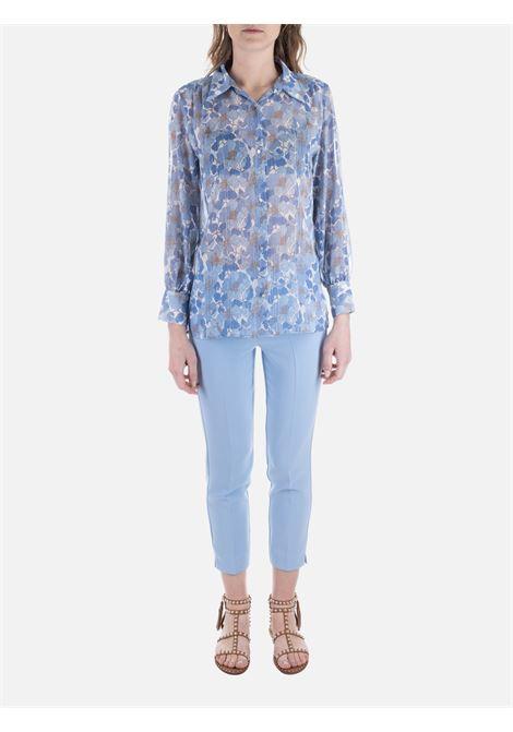 Camicia I BLUES I BLUES | 6 | FONTANA001