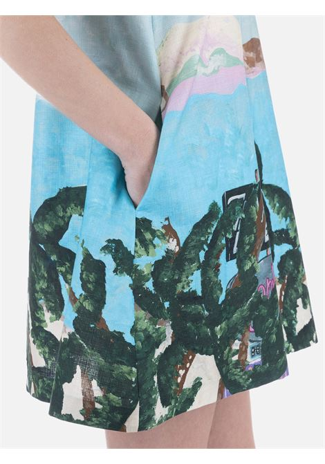 Dress I BLUES I BLUES | 5032427 | RIALTO005