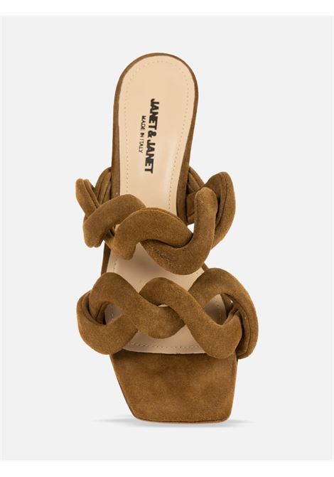 Sandal Janet & Janet JANET & JANET | 5032370 | 01153CUOIO