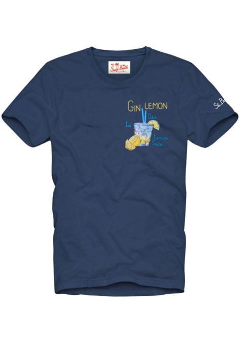 T-Shirt MC2 Saint Barth MC2  SAINT BARTH | 8 | TSHM001-EMGL61