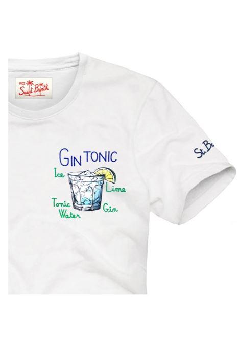 T-Shirt MC2 Saint Barth MC2  SAINT BARTH | 8 | TSHM001-EMGTON01N