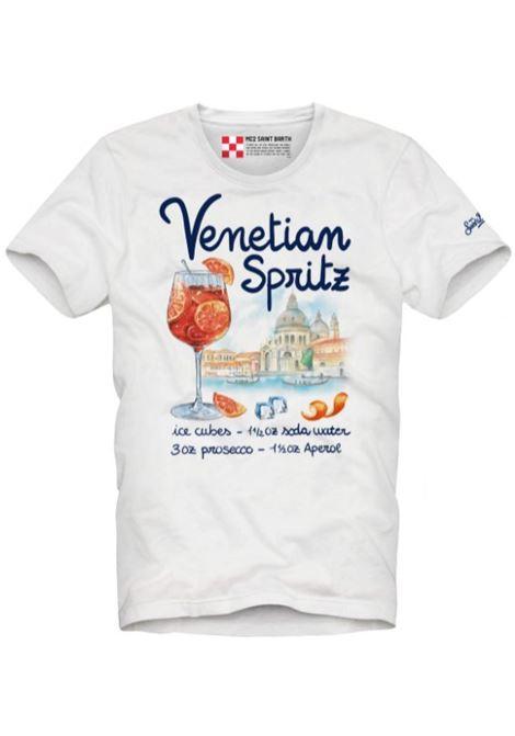T-Shirt MC2 Saint Barth MC2  SAINT BARTH | 8 | TSHM001-VESP1NSPRITZ