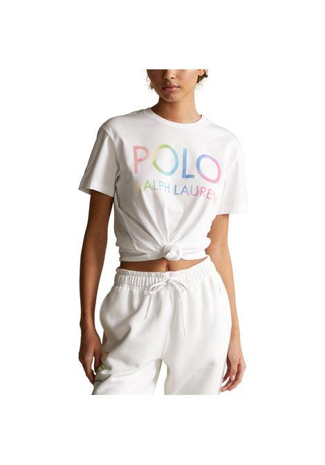 T-Shirt Ralph Lauren POLO RALPH LAUREN | 8 | 211838144001