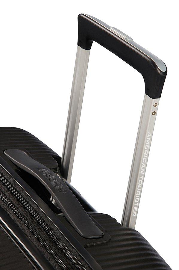Trolley Grande 4 ruote | 77 cm AMERICAN TOURISTER | SOUNDBOX SPINNER 77BASS BLACK