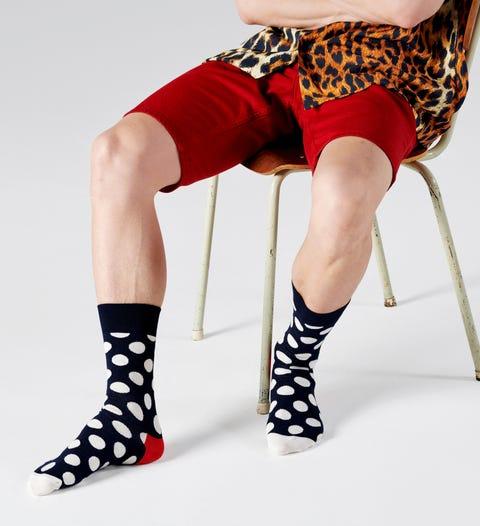 big dot sock 41.46 HAPPY SOCKS | BIG DOT SOCK608