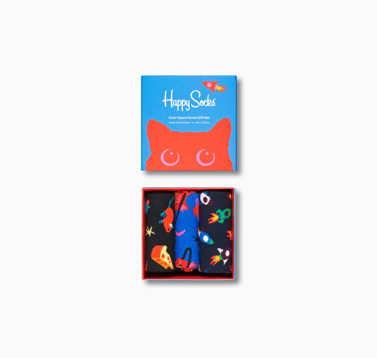 outer space gift set 41.46 HAPPY SOCKS | OUTER SPACE SOCKS GIFT SET9300