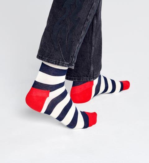 stripe sock 41.46 HAPPY SOCKS   STRIPE SOCK045