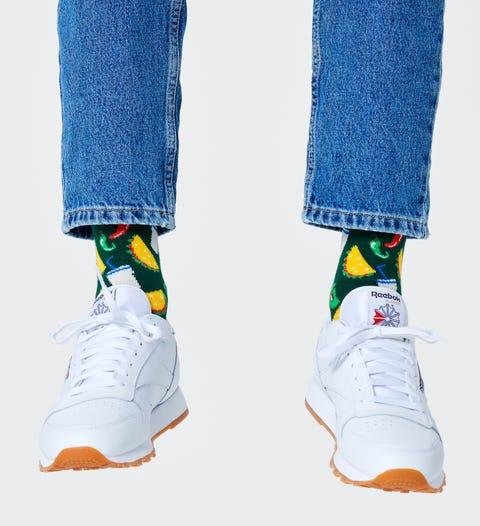 taco socks 41.46 HAPPY SOCKS   TACO SOCKS7000