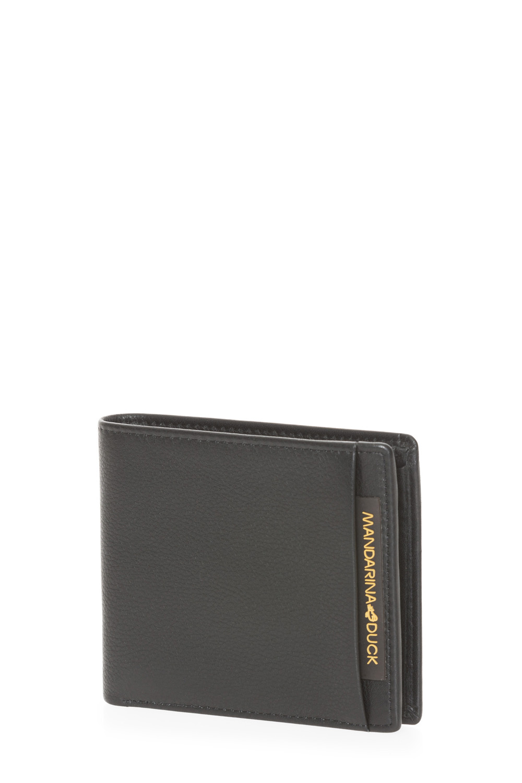 Dual portafoglio MANDARINA DUCK | P10UDP01NERO