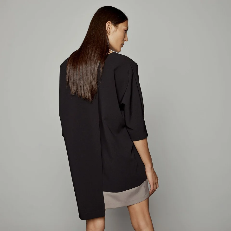 Abito combinato asimmetrico ACCESS fashion | W1-3029197