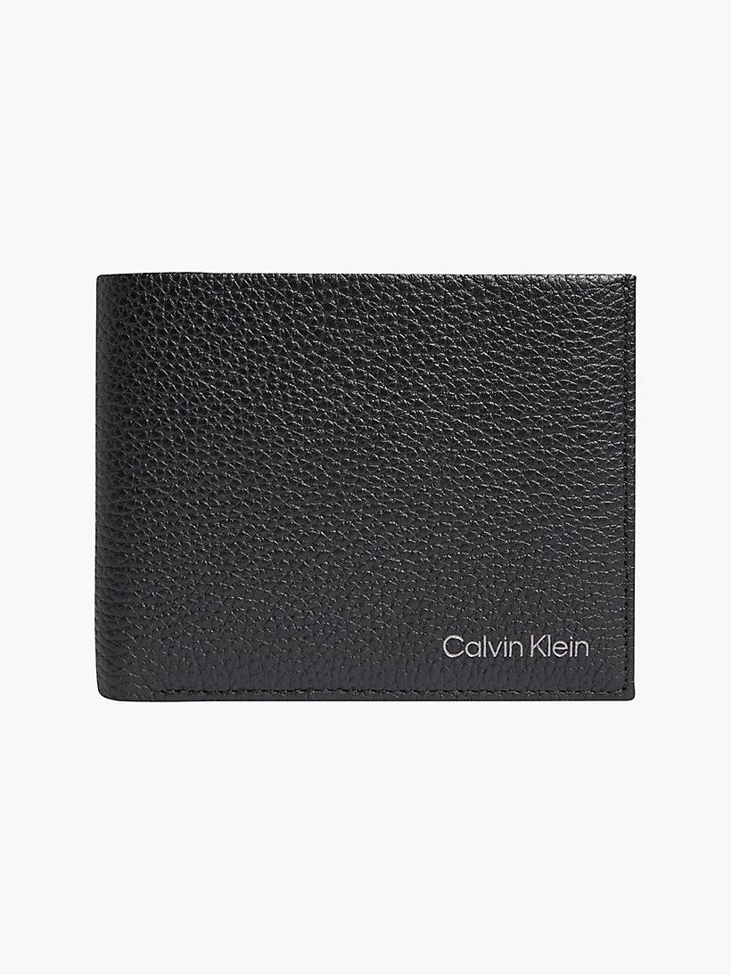 Portafoglio con portamonete CALVIN KLEIN   K50K507379BLACK