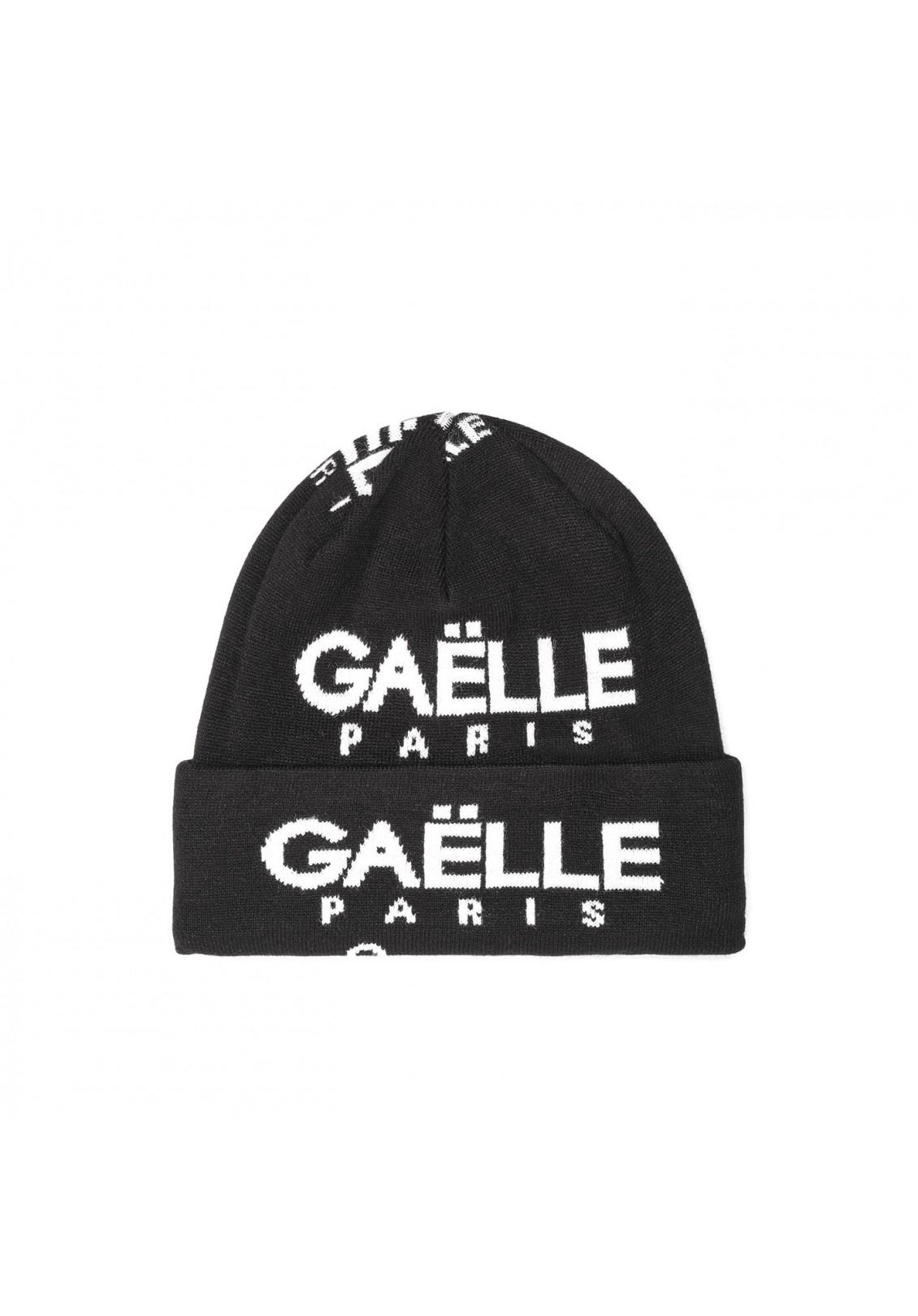 Cappello allover GAELLE paris | GBDA2801NERO