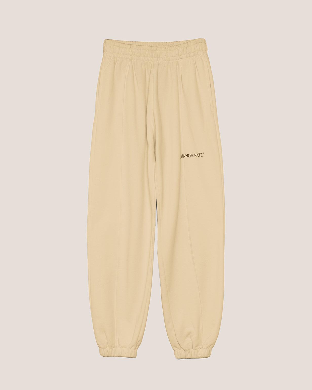 pantalone tuta con cucitura lungo la gamba HINNOMINATE   HNWSP38BISCOTTO