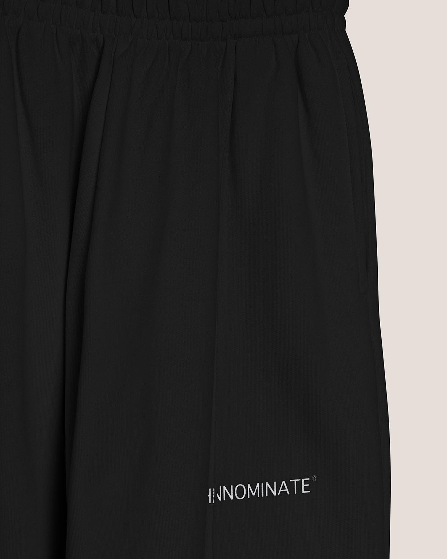pantalone tuta con cucitura lungo la gamba HINNOMINATE | HNWSP38NERO