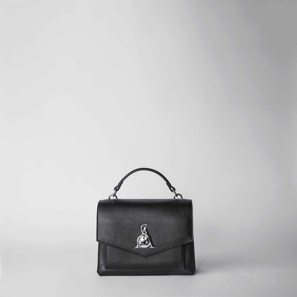 Minibag con logo L'ATELIER DU SAC   11248 PETITE MARILYNNERO