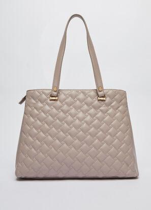 Shopping bag matelassè ecosostenibile LIU.JO | AF1172E000561506