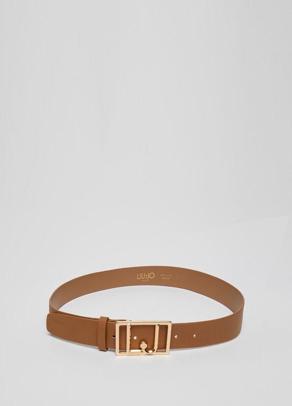 Cintura con logo LIU.JO   NF1258E000381029
