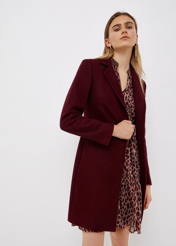 Cappotto con spilla gioiello LIU.JO | WF1121T4612X0201