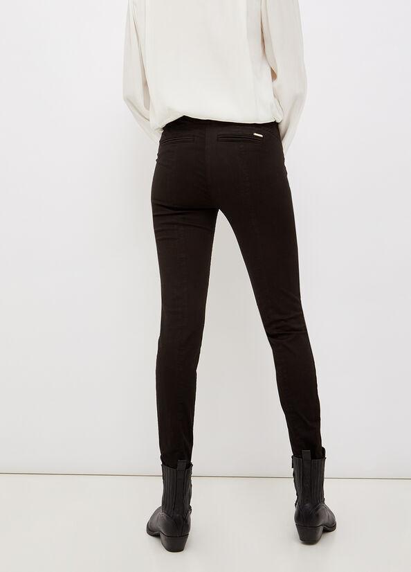 Pantalone a vita alta LIU.JO   WF1240T819122222